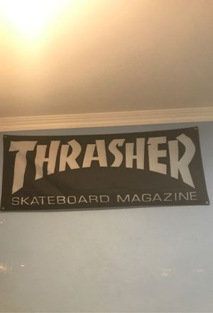 New Thrasher skateboard magazine for Sale in Los Angeles, CA