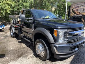 2017 Ford F450 XLT JERR-DAN MPL-NGS WRECKER TOW TRUCK. 4X2 Condition Used Title Miles: 222,888 Engine 6.7L 8 Cylinder Transmission Automatic Drivet for Sale in Pompano Beach, FL