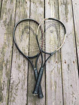 Two tennis racket's for Sale in Detroit, MI