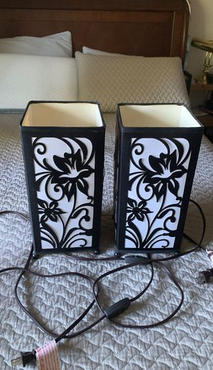 Night stand lamps for Sale in Alameda, CA