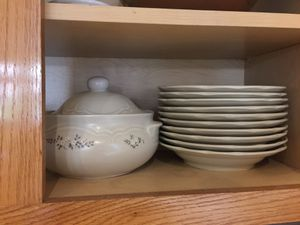 Pfaltzgraff dishes made in USA for Sale in Herndon, VA