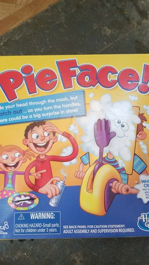 Pie face board game new for Sale in Lexington, KY