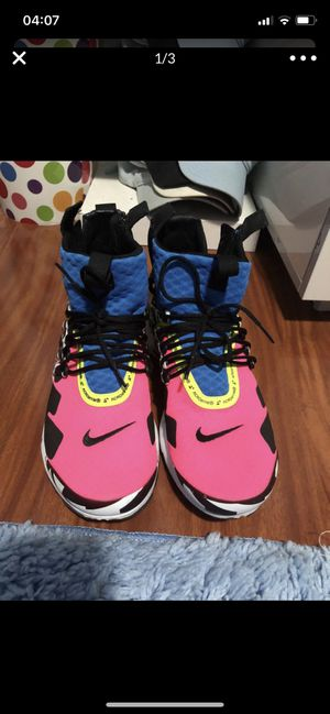 "Acronym x air prestos mid ""racer pink"" for Sale in Elk Grove, CA"