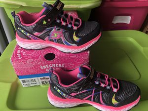 Girls sneakers sketchers , boys shoes brand new for Sale in Tampa, FL