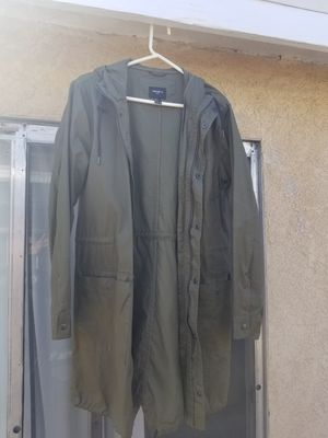 Forever 21 parka jacket mens size small for Sale in Orange, CA
