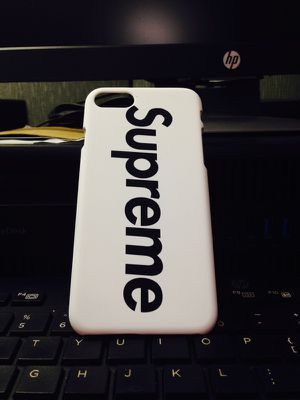 Cute Scratch-proof Supreme case for iPhone 7 Plus for Sale in New York, NY