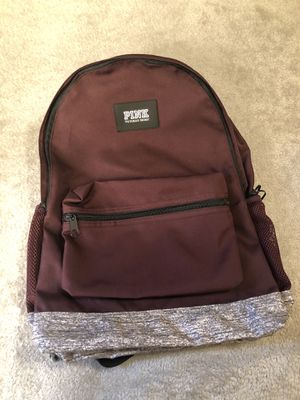 Brand New PINK campus backpack $40 obo for Sale in Delhi, CA