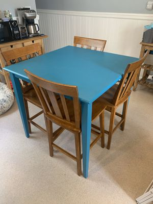 Kitchen Table Set (Bar Height) for Sale in San Francisco, CA