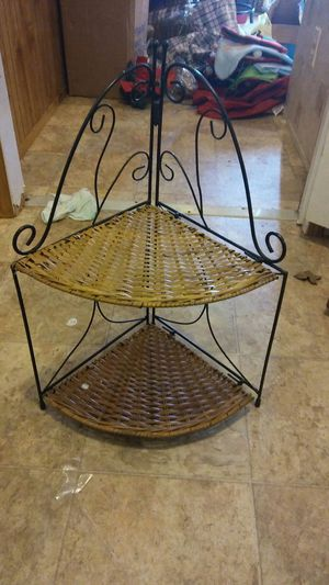 Wicker stand for Sale in Waco, TX