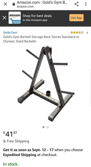Weight Tree | Bar for Sale in Miami, FL