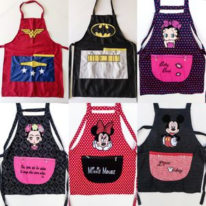 EMBROIDERED APRONS for Adult with zipper pockets on front. for Sale in Hesperia, CA