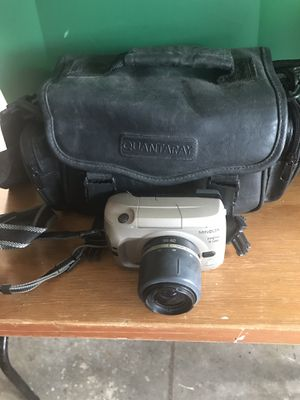 Minolta camera for Sale in Lenhartsville, PA