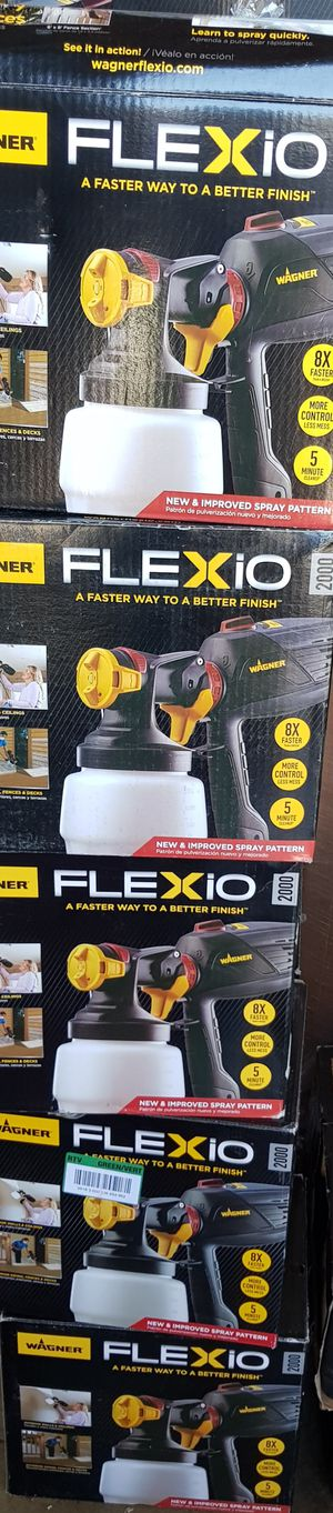 FLEXIO CORDED PAINT SPRAYER for Sale in San Bernardino, CA