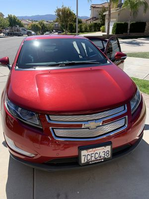 2013 Chevy Volt. 106,500 miles excellent condition, garaged ,one owner. $9975 for Sale in Castaic, CA