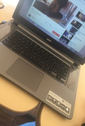 Acer Chromebook brand new only used twice !! Trying to sell or trade for a HP for Sale in Hampton, VA