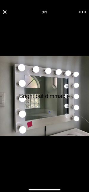 Makeup vanity mirror for Sale in Fort Lauderdale, FL