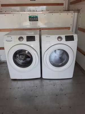 Samsung washer & dryer for Sale in Plant City, FL