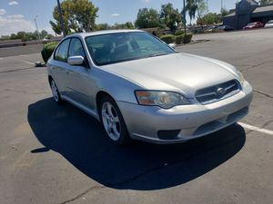 2006 Subaru legacy for Sale in Glendale, AZ