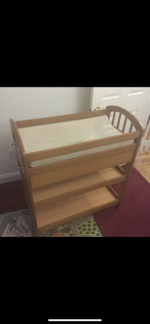 Baby Changing Table for Sale in Boston, MA