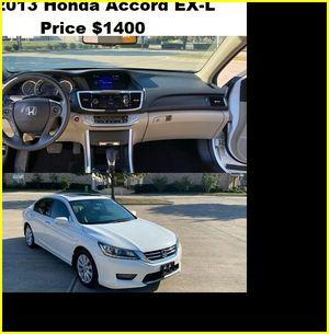 ֆ14OO_2013 Honda Accord EX-L for Sale in Minneapolis, MN