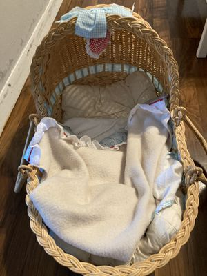 Bitty Baby Doll carrier/bed for Sale in O'Fallon, MO