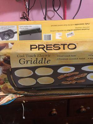 Prestó griddele for Sale in San Jose, CA