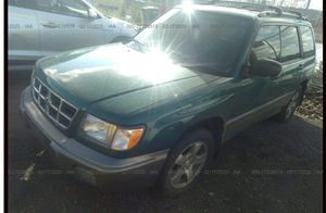 Subaru forester for Sale in Puyallup, WA