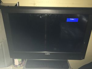 20inch flat screen Sanyo tv for Sale in OLD ORCHD BCH, ME