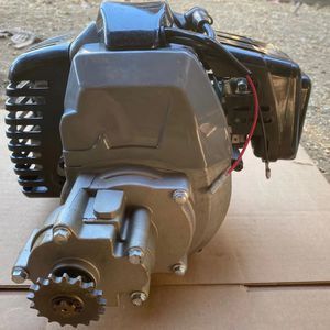 JCMOTO Complete 49cc 2 Stroke Engine Motor for Mini Pocket Bike Gas G-Scooter ATV Quad Bicycle for Sale in Norco, CA