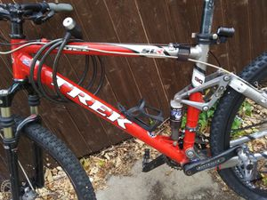 Trek SLR 90, Disk Brakes and Full Suspension. for Sale in Sandy, UT