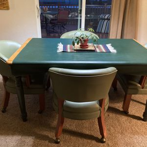 Table And Chairs for Sale in Wheat Ridge, CO