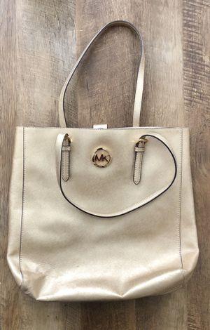 Michael Kors Gold Tote Bag for Sale in Philadelphia, PA