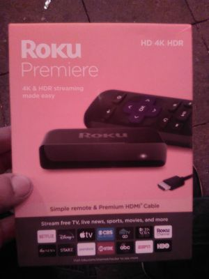Roku premier for Sale in Hartford, CT