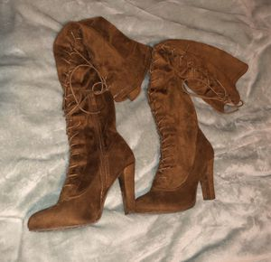 Brown Boots for Sale in Monterey Park, CA