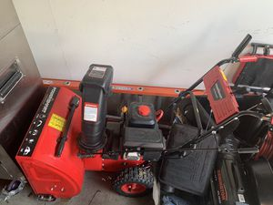 Brand New Snowblower for Sale in Reynoldsburg, OH