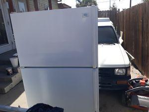 Roper fridge freezer for Sale in Salt Lake City, UT