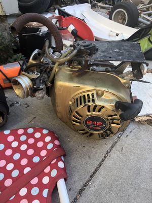 Modified predator 212 mini bike go kart motor for Sale in San Francisco, CA