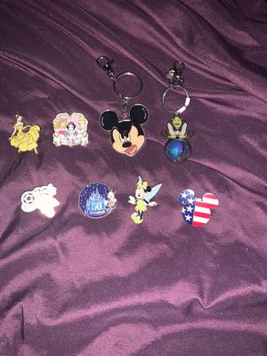 Disney pins for Sale in Sacramento, CA