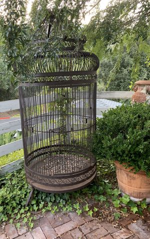 XL bird cage for Sale in Glendale, CA