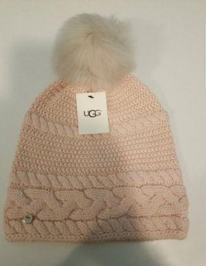 NWT Pink UGG hat for Sale in Middlesex, NJ