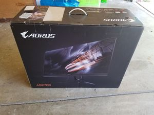 AORUS AD27QD Gaming Monitor for Sale in Sacramento, CA