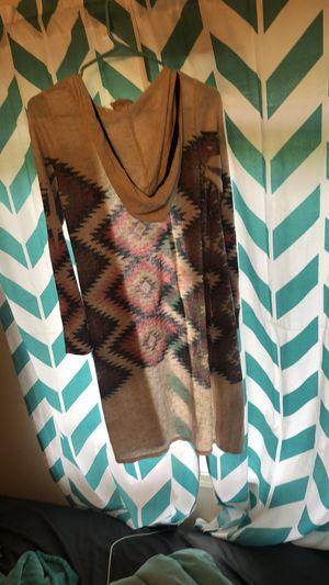 Aztec patterned cardigan size small for Sale in Kearney, NE
