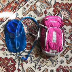 50 oz. Camelback Drinking Pouch And Backpack for Sale in Phoenix,  AZ