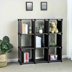 9 Cubes Open Bookcase for Sale in Walnut,  CA