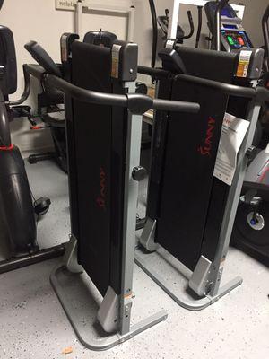Sunny Health & Fitness Manual Treadmill for Sale in Peoria, AZ