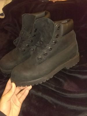 Timberland All Black suede for Sale in Jersey City, NJ