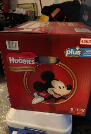 Huggies diaper size 1 192 count for Sale in Henderson, NV