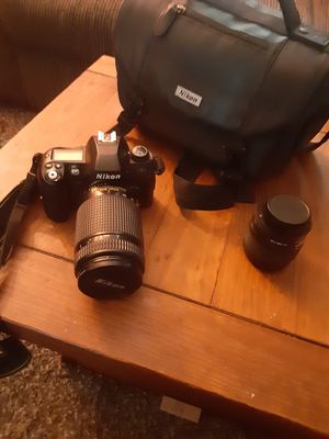 Nikon n80 for Sale in Chesapeake, VA