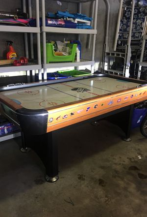 Air Hockey Table/Best offer for Sale in Reading, MA