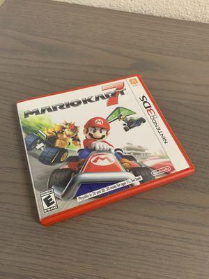 Nintendo 3DS Mario Kart 7 for Sale in Glendale, AZ